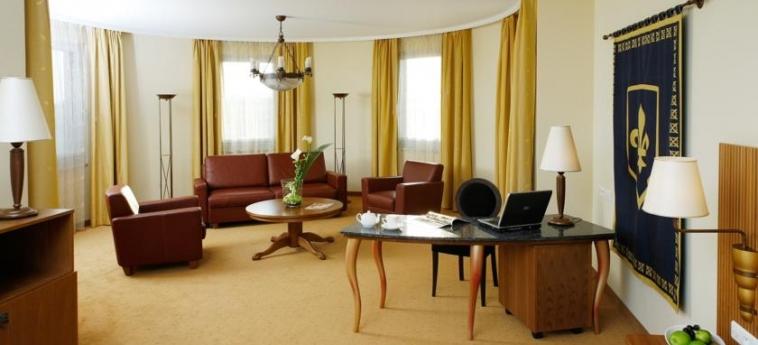 Vienna House Dream Castle: Salotto PARIS - DISNEYLAND PARIS