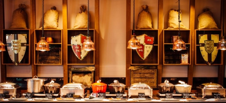 Vienna House Dream Castle: Buffet PARIS - DISNEYLAND PARIS