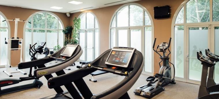 Vienna House Dream Castle: Salle de Gym PARIS - DISNEYLAND PARIS