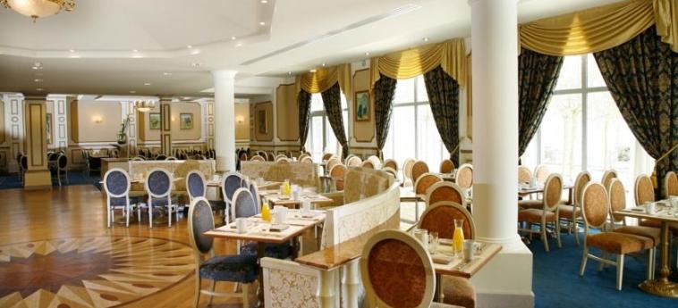 Vienna House Dream Castle: Salle de Petit Déjeuner PARIS - DISNEYLAND PARIS