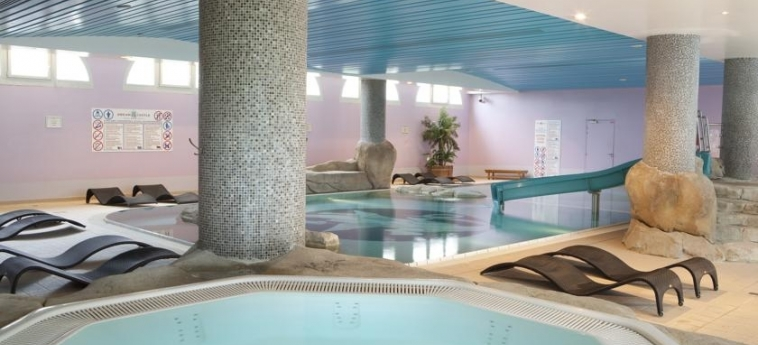 Vienna House Dream Castle: Swimming Pool PARIS - DISNEYLAND PARIS