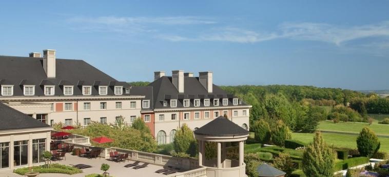 Vienna House Dream Castle: Terrasse PARIS - DISNEYLAND PARIS