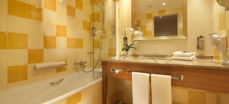 Vienna House Dream Castle: Bathroom PARIS - DISNEYLAND PARIS
