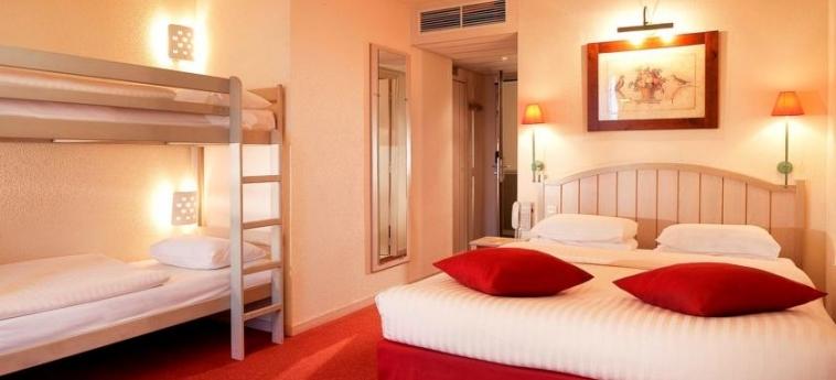 Hotel Campanile Val De France: Room - Quadruple PARIS - DISNEYLAND PARIS