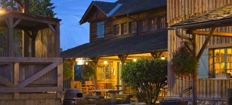 Fotos Hotel Disney\'s Davy Crockett Ranch - Paris ...