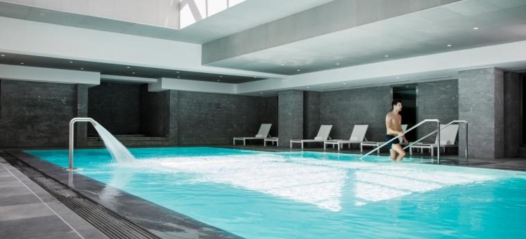 Hotel Relais Spa Chessy Val D'europe: Indoor Swimmingpool PARIS - DISNEYLAND PARIS