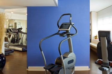 Sheraton Paris Airport Hotel & Conference Centre: Health Club PARIS - FLUGHAFEN CDG