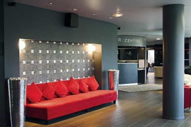 Standing Hotel Suites By Actisource: Lobby PARIS - FLUGHAFEN CDG