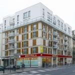 Hotel Appart'city Paris Clichy Mairie