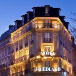 Hotel  Champs Elysees Friedland