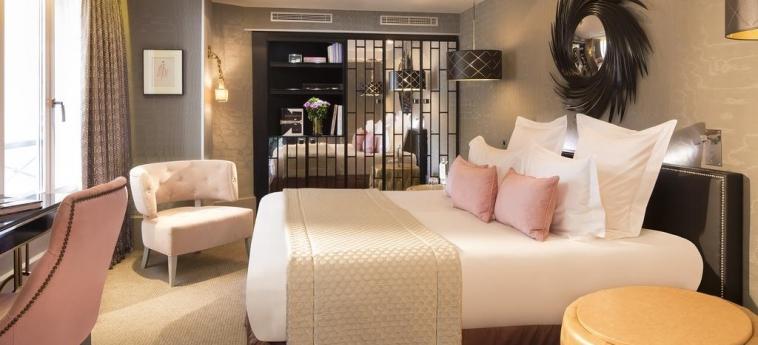 Hotel Baume Paris: Habitaciòn Doble PARIS