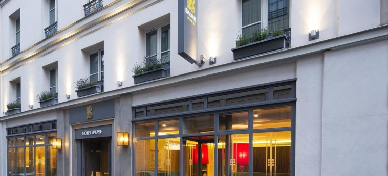 Hotel Baume Paris: Außen PARIS