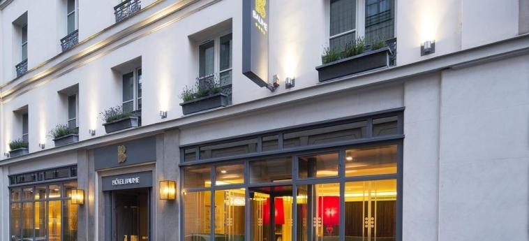 Hotel Baume Paris: Exterior PARIS