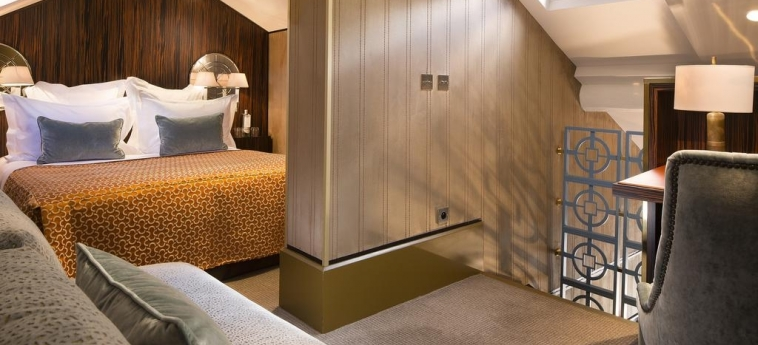 Hotel Baume Paris: Room - Double PARIS