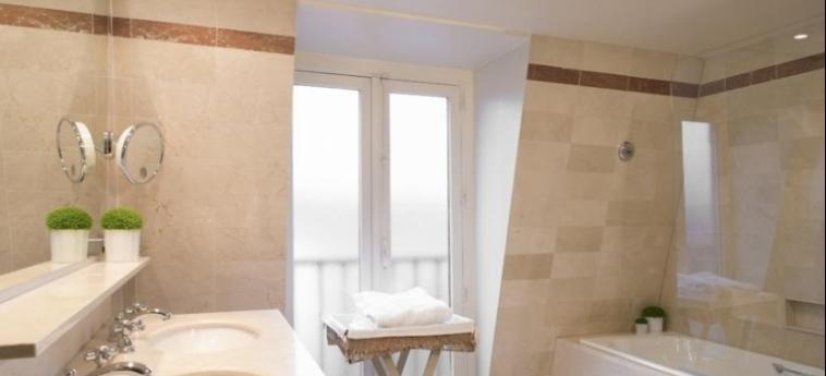 Hotel Du Louvre - Paris, A Hyatt : Cuarto de Baño PARIS