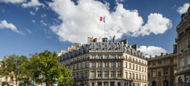Hotel Du Louvre - Paris, A Hyatt : Exterior PARIS