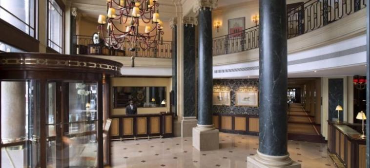 Hotel Du Louvre - Paris, A Hyatt : Lobby PARIS