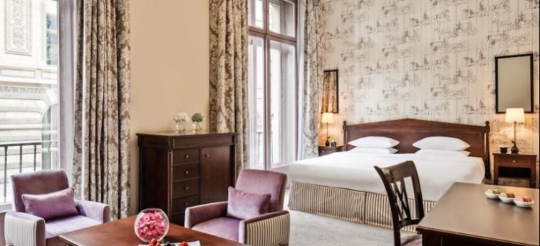 Hotel Du Louvre - Paris, A Hyatt : Room - Double PARIS