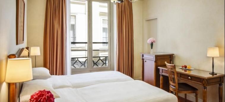 Hotel Du Louvre - Paris, A Hyatt : Twin Room PARIS