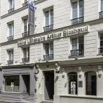 Best Western Hotel Littéraire Arthur Rimbaud
