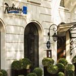Hotel Radisson Blu Champs Elysee