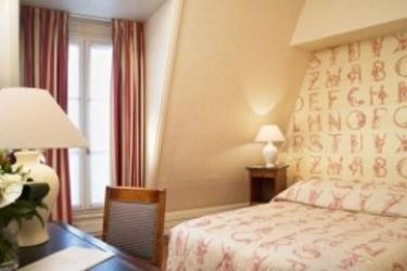 Hotel Mansart: Room - Detail PARIS