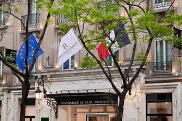 Renaissance Paris Hotel Le Parc Trocadero: Außen PARIS