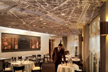 Renaissance Paris Hotel Le Parc Trocadero: Restaurant PARIS