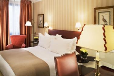 Renaissance Paris Hotel Le Parc Trocadero: Schlafzimmer PARIS