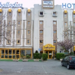 Hotel Balladins Aulnay Garonor