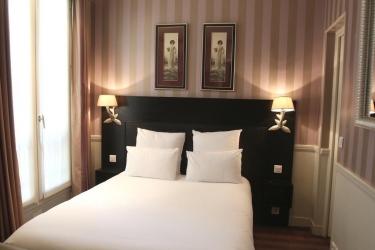 Hotel Etoile Trocadero: Doppelzimmer  PARIS