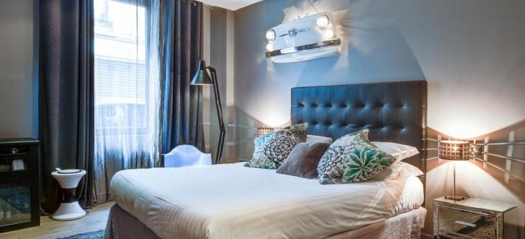Hotel Ze: Schlafzimmer PARIS