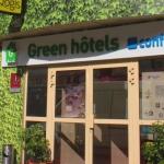 Green Hotels Paris 13