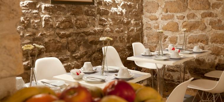 Hotel Bastille De Launay: Frühstücksraum PARIS