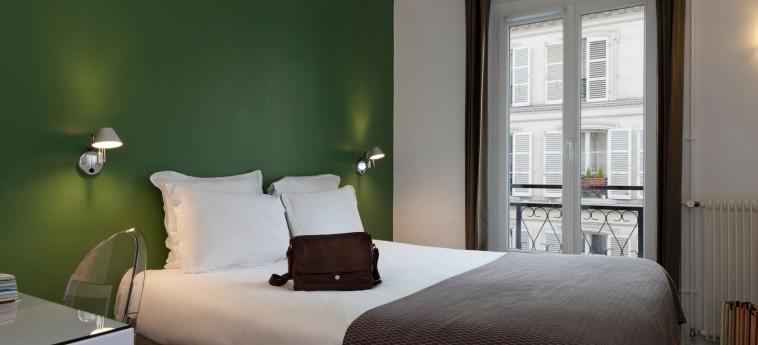 Hotel Bastille De Launay: Superiorzimmer PARIS