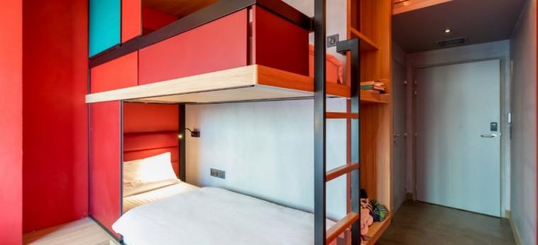 Hotel Yooma Urban Lodge: Berg PARIS
