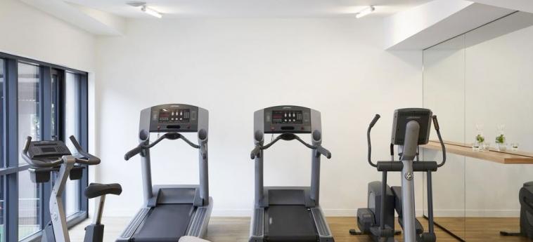 Hotel Yooma Urban Lodge: Fitnesscenter PARIS