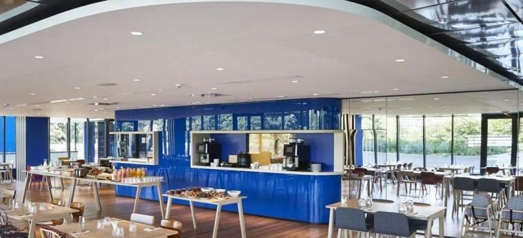 Hotel Yooma Urban Lodge: Frühstücksbereich PARIS