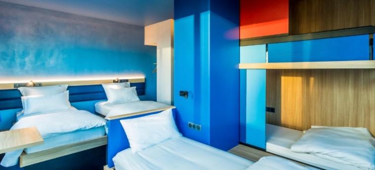 Hotel Yooma Urban Lodge: Innen PARIS