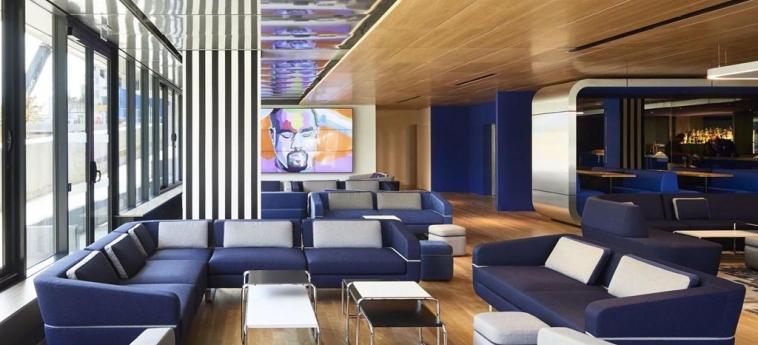 Hotel Yooma Urban Lodge: Lobby PARIS