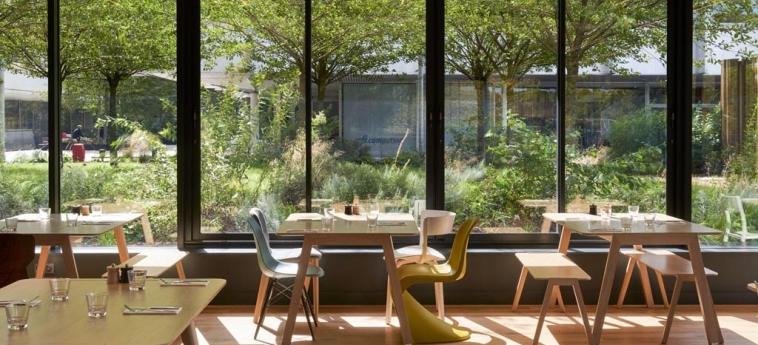 Hotel Yooma Urban Lodge: Restaurant PARIS