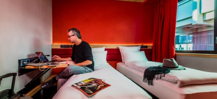 Hotel Yooma Urban Lodge: Villa PARIS