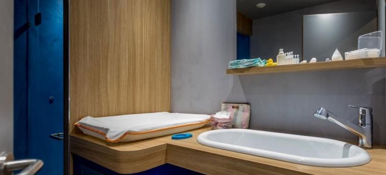 Hotel Yooma Urban Lodge: Waschbecken PARIS