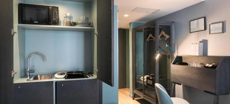Quality Hotel & Suites Bercy Bibliotheque By Happyculture: Detalle Interior PARIS