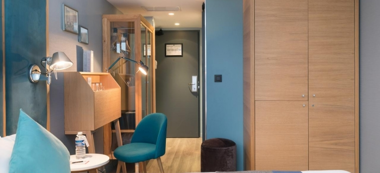Quality Hotel & Suites Bercy Bibliotheque By Happyculture: Detalle PARIS