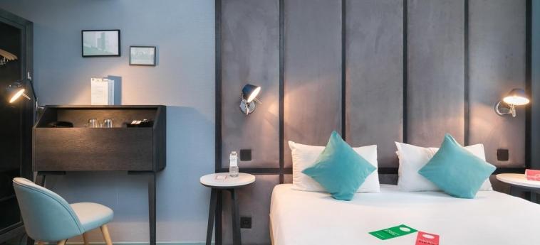 Quality Hotel & Suites Bercy Bibliotheque By Happyculture: Habitaciòn Doble PARIS