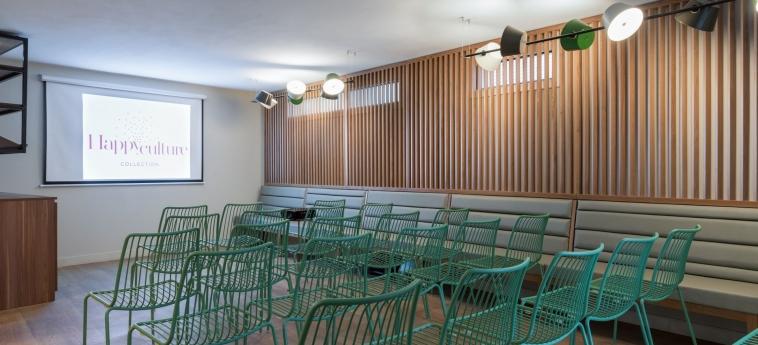 Quality Hotel & Suites Bercy Bibliotheque By Happyculture: Sala Reuniones PARIS