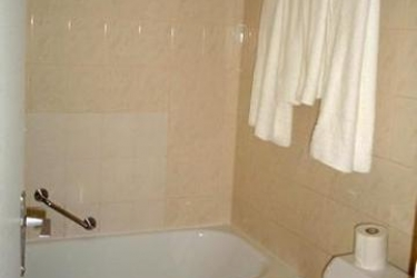 Hotel Meridional: Badezimmer PARIS