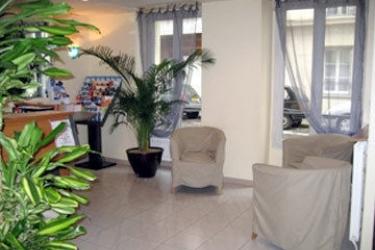 Hotel Meridional: Lobby PARIS