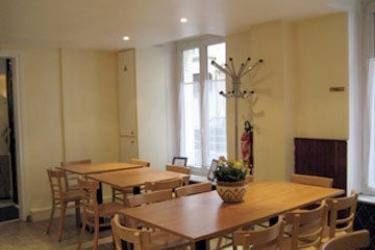 Hotel Meridional: Restaurant PARIS